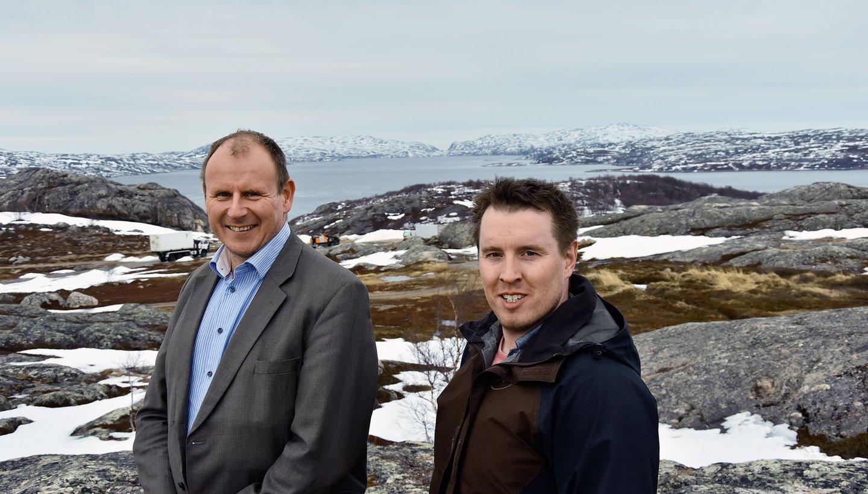 Stadig mer aktuelt med jernbane mellom Finland og Finnmark