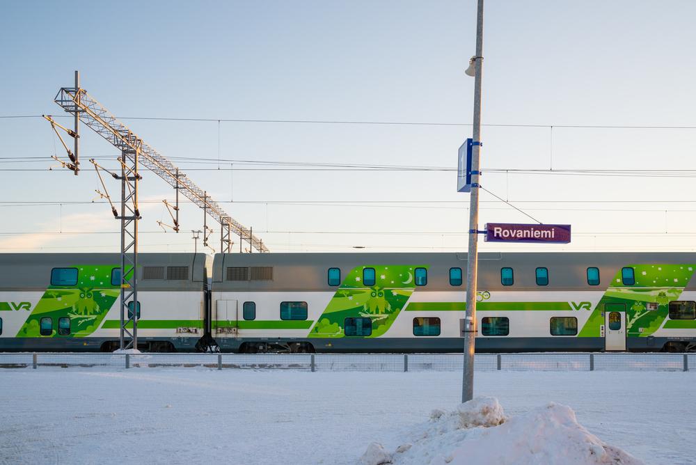 Nå kan det bli jernbane mellom Kirkenes og Finland